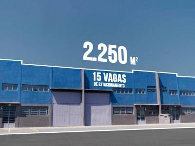Depósito 2.250m²