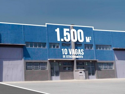 Depósito 1.500 m²