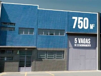 Depósito 750m²
